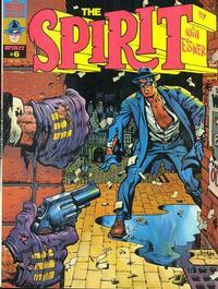 Cover Thumbnail for The Spirit (Warren, 1974 series) #6