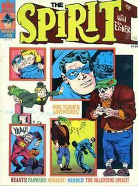 Cover Thumbnail for The Spirit (Warren, 1974 series) #13