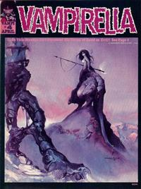 Cover Thumbnail for Vampirella (Warren, 1969 series) #4