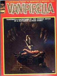 Cover Thumbnail for Vampirella (Warren, 1969 series) #8