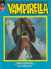 Cover Thumbnail for Vampirella (Warren, 1969 series) #14
