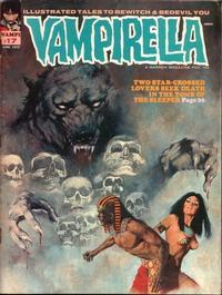 Cover Thumbnail for Vampirella (Warren, 1969 series) #17