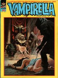 Cover Thumbnail for Vampirella (Warren, 1969 series) #20