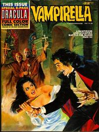 Cover for Vampirella (Warren, 1969 series) #22