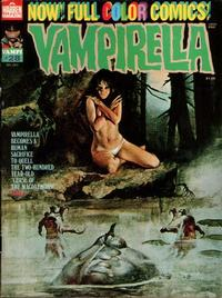 Cover Thumbnail for Vampirella (Warren, 1969 series) #28