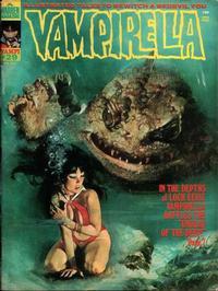 Cover for Vampirella (Warren, 1969 series) #29