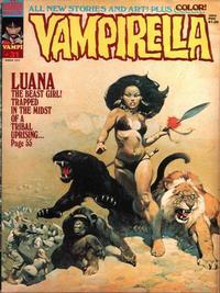 Cover Thumbnail for Vampirella (Warren, 1969 series) #31