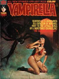 Cover Thumbnail for Vampirella (Warren, 1969 series) #33