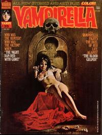 Cover Thumbnail for Vampirella (Warren, 1969 series) #35