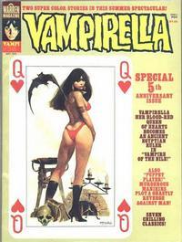 Cover Thumbnail for Vampirella (Warren, 1969 series) #36