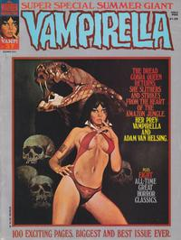 Cover Thumbnail for Vampirella (Warren, 1969 series) #37
