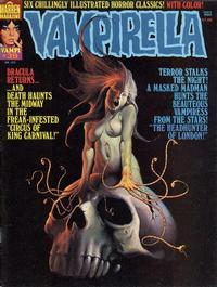 Cover for Vampirella (Warren, 1969 series) #39