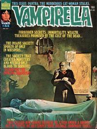 Cover for Vampirella (Warren, 1969 series) #44