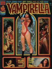 Cover Thumbnail for Vampirella (Warren, 1969 series) #45