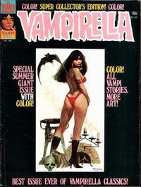 Cover Thumbnail for Vampirella (Warren, 1969 series) #55