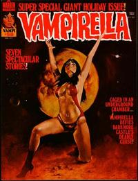 Cover Thumbnail for Vampirella (Warren, 1969 series) #58