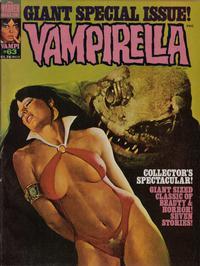 Cover for Vampirella (Warren, 1969 series) #63