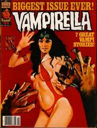 Cover for Vampirella (Warren, 1969 series) #64