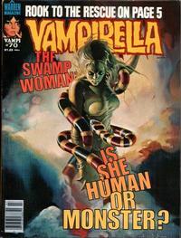Cover for Vampirella (Warren, 1969 series) #70