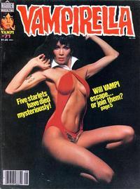 Cover Thumbnail for Vampirella (Warren, 1969 series) #71