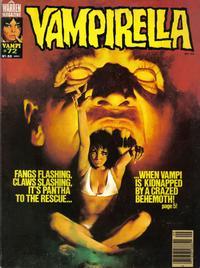 Cover Thumbnail for Vampirella (Warren, 1969 series) #72