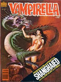 Cover Thumbnail for Vampirella (Warren, 1969 series) #79
