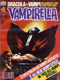 Cover for Vampirella (Warren, 1969 series) #81
