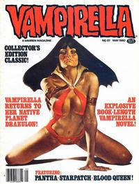 Cover Thumbnail for Vampirella (Warren, 1969 series) #87