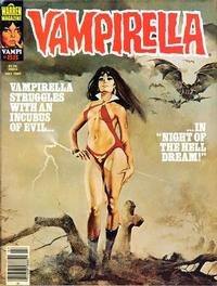 Cover for Vampirella (Warren, 1969 series) #88