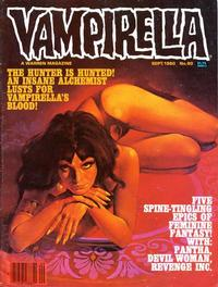 Cover Thumbnail for Vampirella (Warren, 1969 series) #90