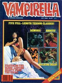 Cover Thumbnail for Vampirella (Warren, 1969 series) #91
