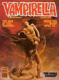 Cover Thumbnail for Vampirella (Warren, 1969 series) #93