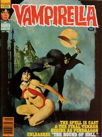 Cover for Vampirella (Warren, 1969 series) #96