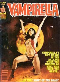 Cover for Vampirella (Warren, 1969 series) #97
