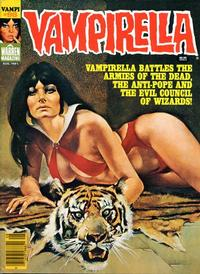 Cover Thumbnail for Vampirella (Warren, 1969 series) #98