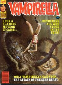 Cover for Vampirella (Warren, 1969 series) #101