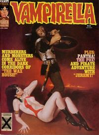 Cover for Vampirella (Warren, 1969 series) #104