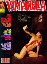 Cover for Vampirella (Warren, 1969 series) #108