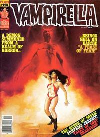 Cover Thumbnail for Vampirella (Warren, 1969 series) #110