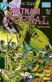 Cover Thumbnail for Vietnam Journal (Apple Press, 1987 series) #2