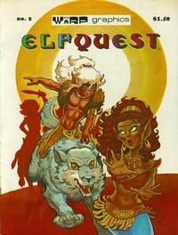 Cover Thumbnail for ElfQuest (WaRP Graphics, 1978 series) #2 [$1.50 later printing]