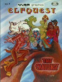 Cover Thumbnail for ElfQuest (WaRP Graphics, 1978 series) #3 [$1.50 later printing]