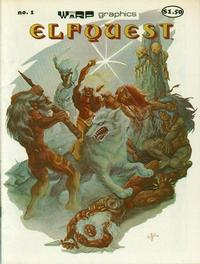 Cover Thumbnail for ElfQuest (WaRP Graphics, 1978 series) #1 [$1.50 later printing]