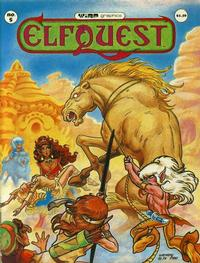 Cover Thumbnail for ElfQuest (WaRP Graphics, 1978 series) #5 [$1.50 later printing]
