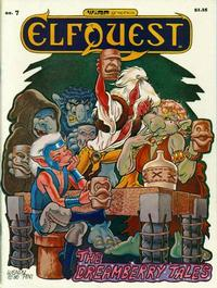Cover Thumbnail for ElfQuest (WaRP Graphics, 1978 series) #7