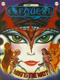 Cover Thumbnail for ElfQuest (WaRP Graphics, 1978 series) #12 [Without Canadian Price]
