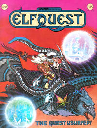 Cover Thumbnail for ElfQuest (WaRP Graphics, 1978 series) #15