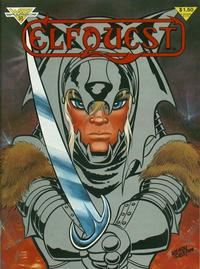 Cover for ElfQuest (WaRP Graphics, 1978 series) #18
