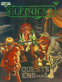 Cover Thumbnail for ElfQuest (WaRP Graphics, 1978 series) #19