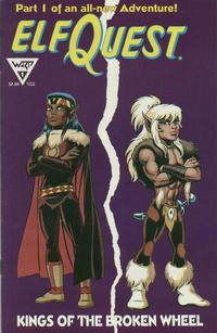 Cover Thumbnail for ElfQuest: Kings of the Broken Wheel (WaRP Graphics, 1990 series) #1